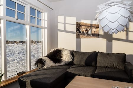 Beautiful apartment by the sea - Byt