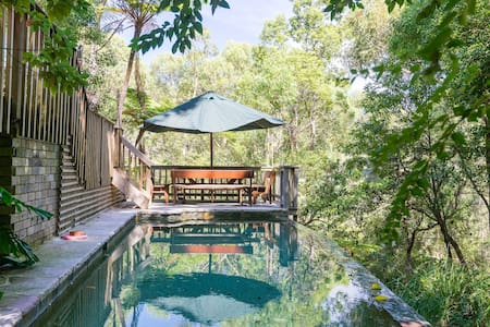 Tranquil Bushland Setting - Frenchs Forest - House