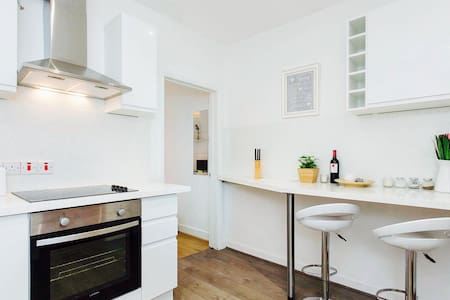 London 1BR Garden Apartment - Londyn
