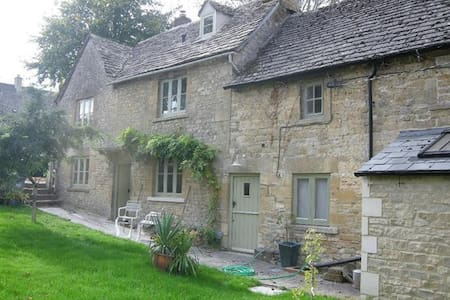 Tannery Cottage, Burford. - Huis