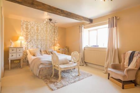 En-suite Dbl Rm in Barn Conversion - Peterborough - House