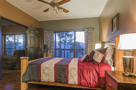 Best view in Ruidoso-1Bedroom Condo - Ruidoso - Condominium