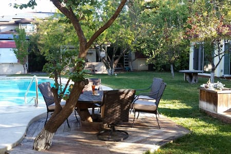 Stand alone Guest House Pool & SPA - Fair Oaks - Hus