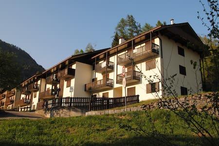 Residence Campicioi - Bilocali piano terra - - Flat