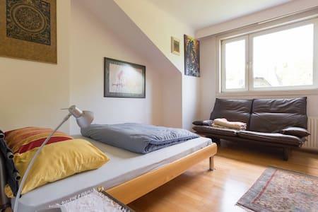 Privates Zimmer in 140m² Wohnung - Vienna - Lakás
