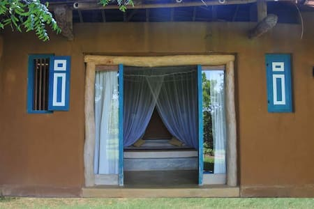 Back of Beyond, Tangalle - Eco Cottage - Hus