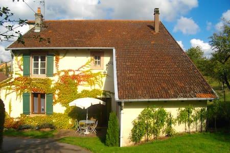 Gîte du Prébouquin, Massif vosgien - Ménil-de-Senones - House