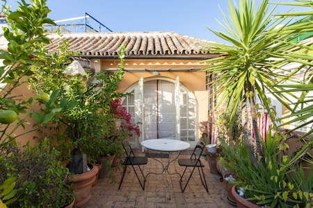 The charm of seville, studioterrace - Séville - Bed & Breakfast