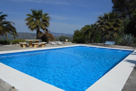 Casita - With fab pool!  Ventorros de San Jose. - Kabin