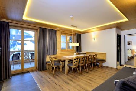 Lässiges Appartment in Hinterglemm SKI IN/ SKI OUT - Hinterglemm - Daire