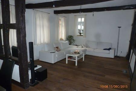 Wunderschöne großzügige Wohnung - Dreieich - Apartament