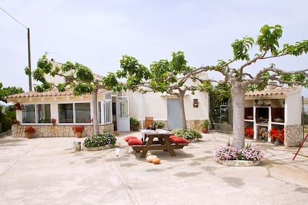 """Cozy restoredtypical """"pagés"""" house - House"""