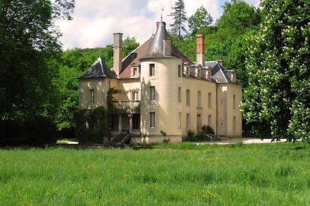 manoir de Tarperon, maison d'hôtes. - Aignay-le-duc - Castillo