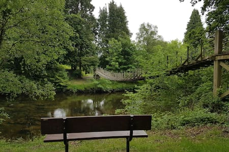 Peaceful and picturesque - Chalé