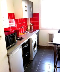 Just renovated in city center - Apartment