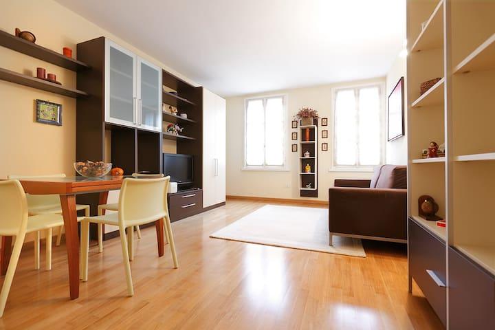 Appartamento annunziata in centro appartamenti in for Appartamenti arredati in affitto a parma