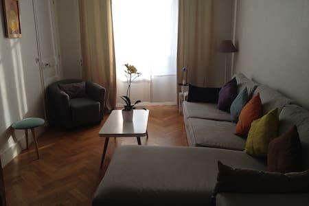 Bel appartement à 5min du chateau - Wohnung