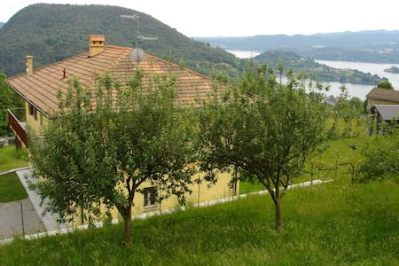 Fascinating house on the Orta lake - Maison