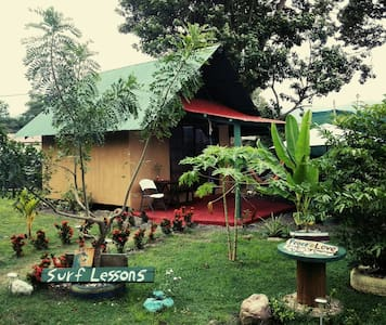 Jaco Beach Bungalow A/C , Surf & Relax - Bed & Breakfast
