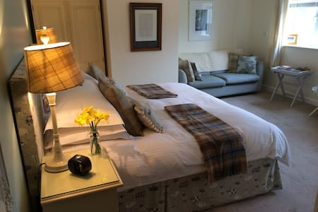 Pickersgill Manor Farm Wensleydale Room - Silsden - Hus