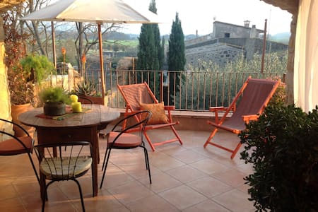 near the beach,medieval village App - Peratallada - Apartmen