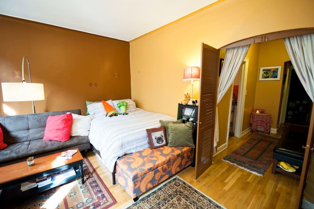 2-Bedroom Manhattan Getaway!