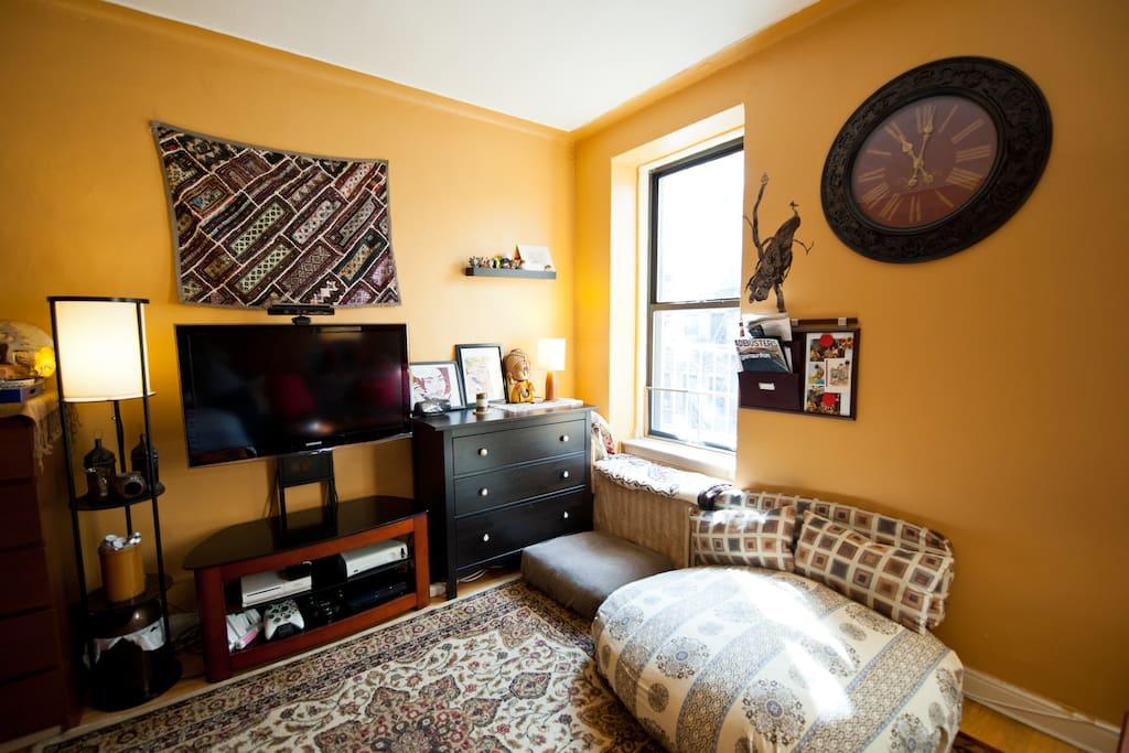 unique 2 bedroom apartment in manhattan painting for home ideas