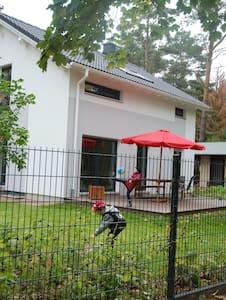 Ferienhaus Wandlitz/Berliner Umland - Haus