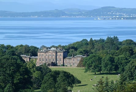 Ardgowan House-Carnock Room - Inverkip - Bed & Breakfast