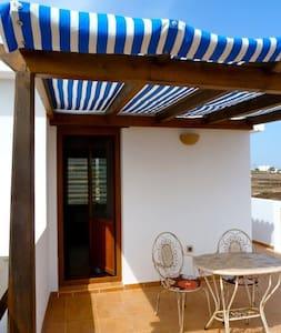 Cozy penthouse, Lajares