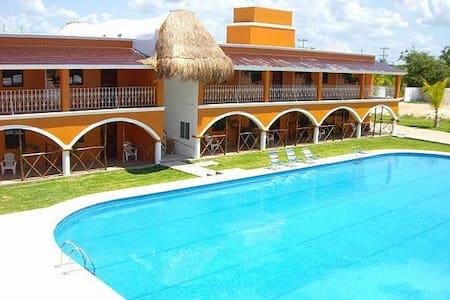 hacienda campestre - Vila