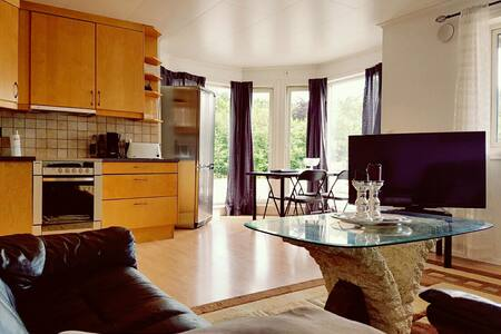 Big apartment by Aquapark - 10 min to city - Lejlighed