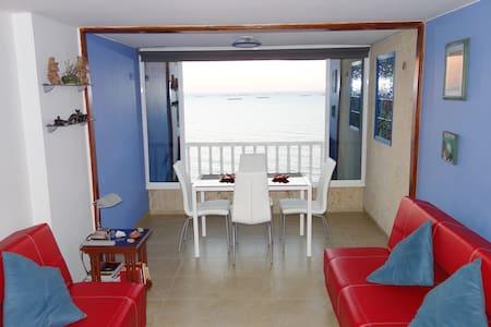 Apartment on private beach - Wohnung