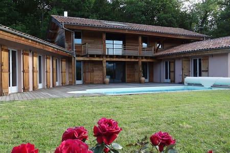 Maison INTZA -  5 étoiles - House