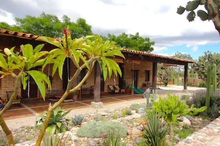 The Girasol Suite at Rancho Pitaya - Bed & Breakfast