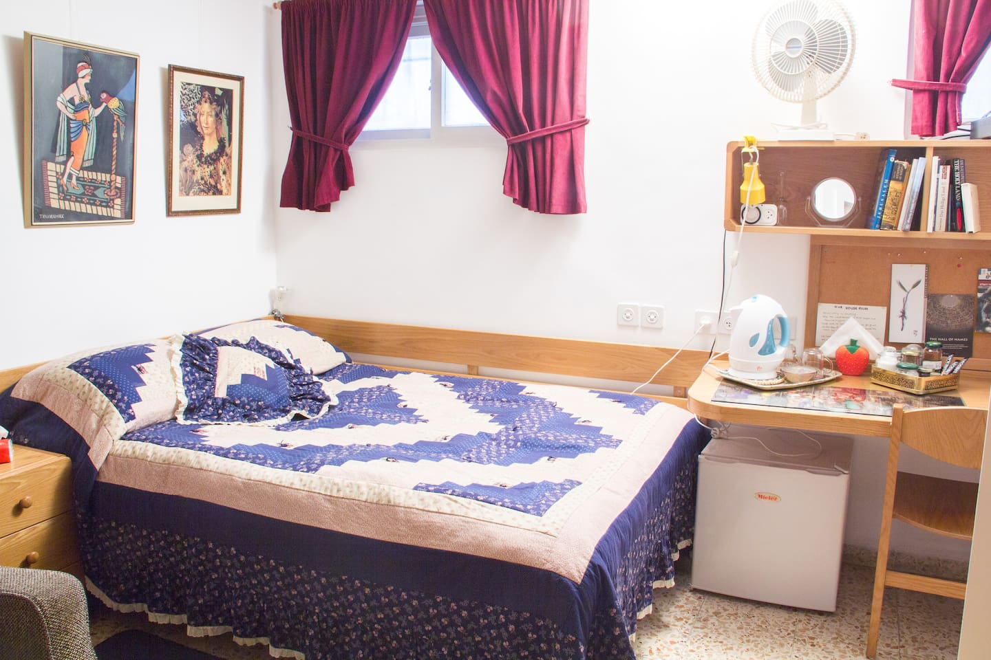Bed and Breakfast in Old Katamon