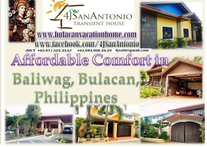 Furnished House for Rent Bulacan - House