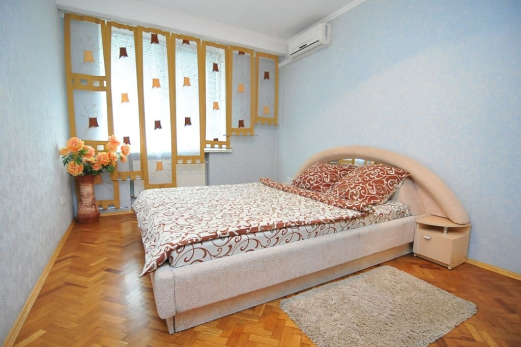 Nice two-room apartment in  center