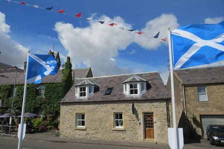 Scottish Borders 3 Bedroom Cottage - House