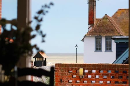 A place with a view - Crabbe Street, Aldeburgh - Aldeburgh - Apartment