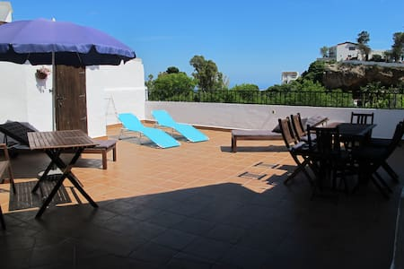 Penthouse apartment in Mijas Pueblo - Mijas