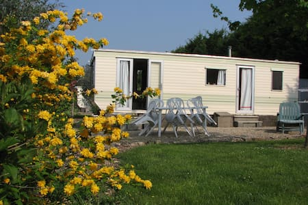 Location Mobil-homes 5 personnes - Roches - Karavan