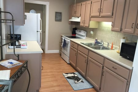 Cozy & Convenient 1.5BR - Bangor - Bangor - Apartment