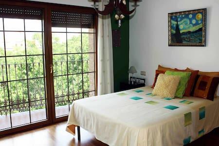 Green Room - Bed & Breakfast