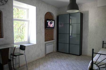 Современная квартира-студия  - Lejlighed