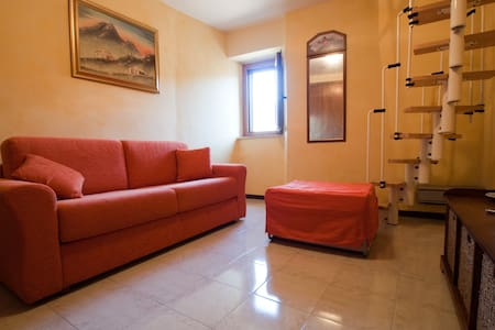 Relax yourself in Italian medioeval - Apartment