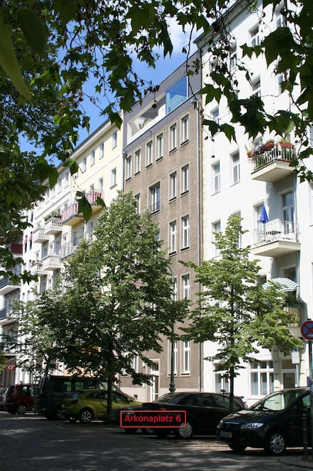 Very centraly Apartment in Berlin 2