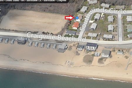 Unit 19 - RELAX ON CRAIGVILLE BEACH - Barnstable - 独立屋