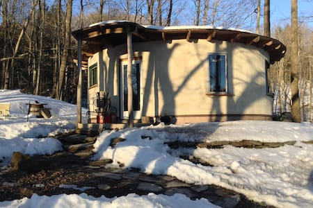 The Cottage / A Mid-Vermont Retreat