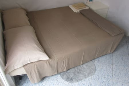 camera privata con divano letto matrimoniale - Apartemen